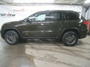 2017 Jeep Grand Cherokee Laredo 75th Anniversary Edition