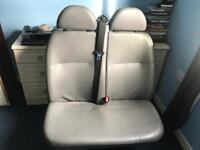 Transit passenger seat