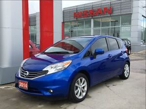 2014 Nissan Versa Note SL, Navigation, heated seats