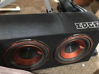 Edge 1800w Subwoofer
