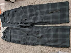 Snowboarding Trousers - Large