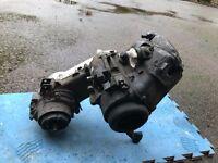 Vespa ET4 125cc Engine