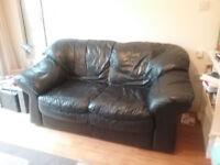 Small comfy sofa