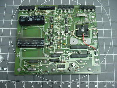 Cmc Randtronics 800d05372b Servo Fault Logic Board For Hurco Ultimax Cnc Mills