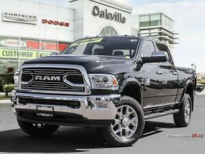 2016 Ram 2500 LONGHORN LIMITED | ONE OWNER | ONLY 15,003 KMS |