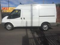 Ford transit t350 diesel 2008 one owner ful psv 78000 ful service history drives really well