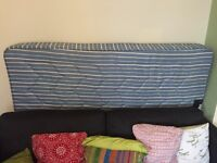 Double mattress - 1 yr old - £35