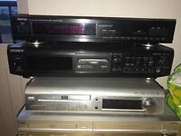 Demon AM / FM Stereo Tuner TU260L