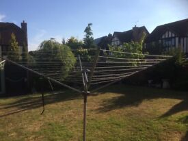 Washing line airer - new unused