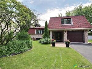 448 000$ - Maison à paliers multiples à St-Bruno-De-Montarvill