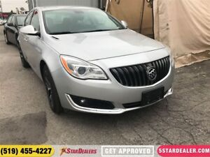 2017 Buick Regal Sport Touring | LEATHER | CAM | ONE OWNER