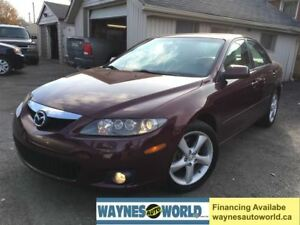 2008 Mazda MAZDA6 GS ***LOW KM***