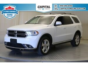 2015 Dodge Durango Limited AWD * Leather *
