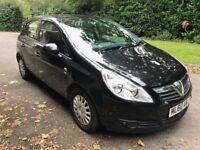 2010 (60) Vauxhall Corsa 1.2 S (5 door) Full Service History - New 12 Months Mot