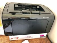 HP P1102w 8 MB 18 ppm A4 Wireless LaserJet Printer (used, perfect condition) + 2 toner cartridges