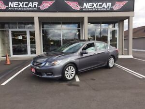 2014 Honda Accord EX-L AUT0 LEATHER SUNROOF BACKUP CAMERA 35K