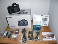 Canon EOS 6D - Full Frame Camera, COMPLETELY UNUSED