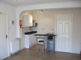 Self Containted Studio Bedsit St Thomas Exeter Furnished Bed/Sitting Room Kitchenette Off Shower/WC