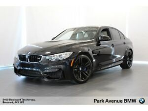 2015 BMW M3 * BAS MILLAGE / LOW MILLAGE / 84 MOIS 2.9% *