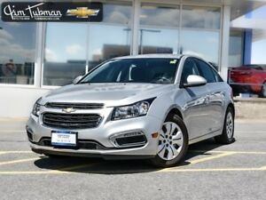 2015 CHEVROLET CRUZE ***MUST GO***