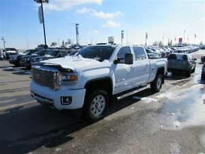 2015 GMC Sierra 3500HD Denali 4X4 NAV Sunroof Leather
