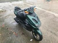 Yamaha 70cc big bore reg as 50cc moped scooter vespa honda piaggio gilera runner peugeot zip pcx ps