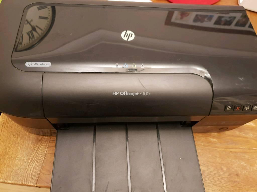 HP Officejet 6100 WIFI Printer