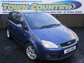 ***2006 Ford Focus C-max TDCI E4 ( golf plus meriva scenic MPV touran cmax c max toledo altea )