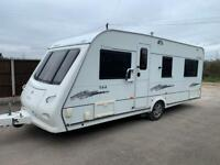 ELDDIS ODYSSEY WITH MOTOR MOVER AND AWNING WE CAN DELIVER PX WELCOME