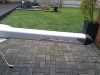 Rhino plumber's tube, 130 inches, fits most vans