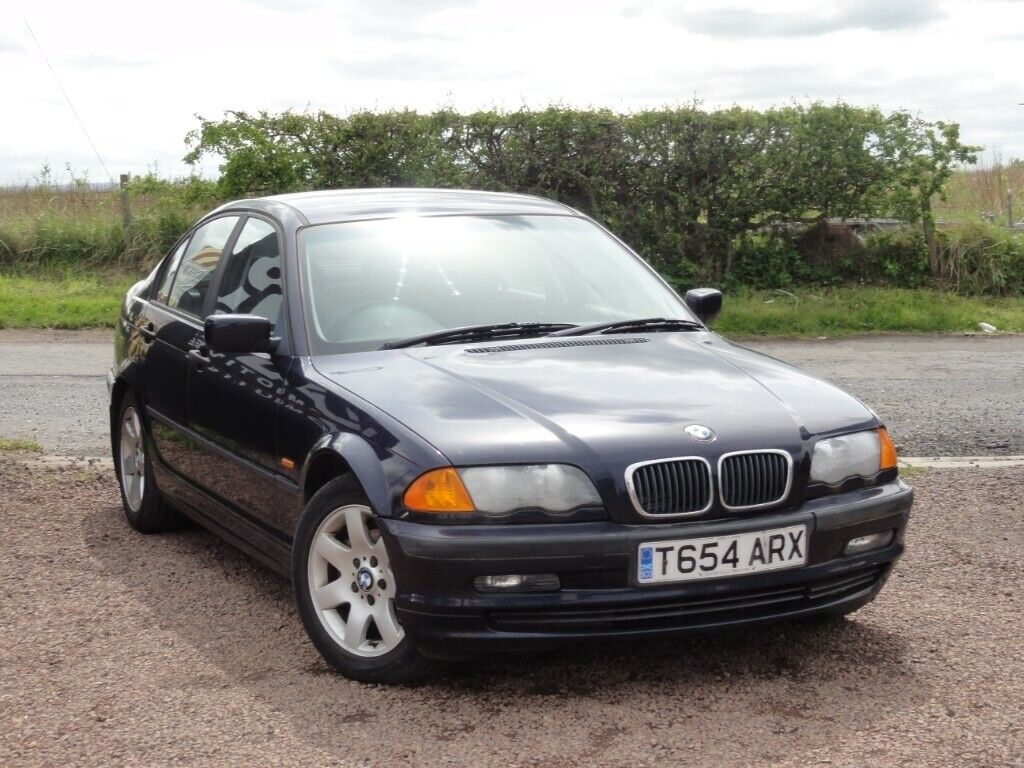 Bmw E46 318i Se Saloon Manual Only 45k Miles Orient Blue Family Owned Since 2000 Mot May 19 In Tranent East Lothian Gumtree