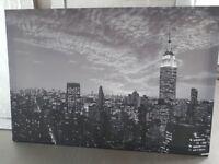 New York Canvas