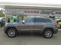 2014 Jeep Grand Cherokee Limited Leather Interior/Sunroof / $133