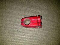 BMX stem - red