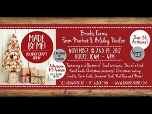 York Region Holiday Craft Show