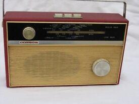 Cossor Transistor Portable Radio