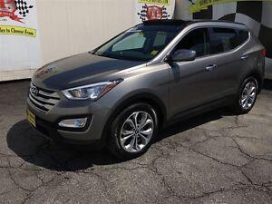 2016 Hyundai Santa Fe Sport Limited, Navigation, Panoramic Sunro