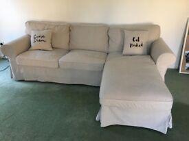 Corner Sofa - 1 year life