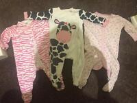 Baby girl Sleepsuits