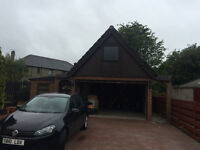 Double Garage For Rent In Bathgate Electric Included Perfect For Storage
