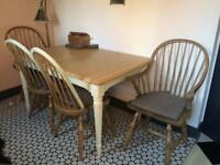Barker& Stonehouse Table+4 chairs
