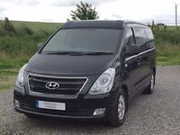 *RESERVED* Wellhouse Leisure Hyundai i800 2 berth campervan with elevating roof