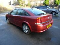 56 PLATE VAUXHALL VECTRA 1.8 LITRE