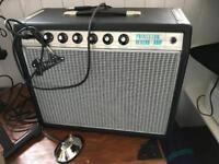 Fender Princeton Custom Reverb Amp
