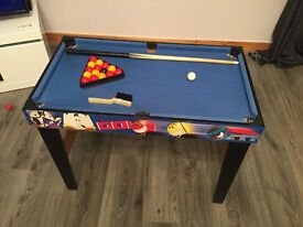 3ft Snooker/Pool Table (Good condition)