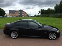 2007 BMW 320D M SPORT / MAY PX OR SWAP CASH ANYWAY