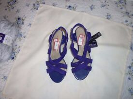 Brand New M and S shoes
