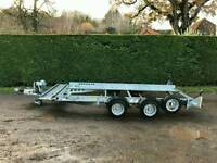 Ifor williams ct136HD 2600kg transporter trailer