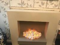 Electric fire £20 Fratton