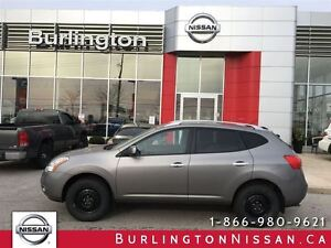 2010 Nissan Rogue SL, LEATHER, ROOF, ACCIDENT FREE !